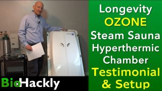 Live to 110 Podcast #70: Shocking Benefits of Ozone Therapy with Dr